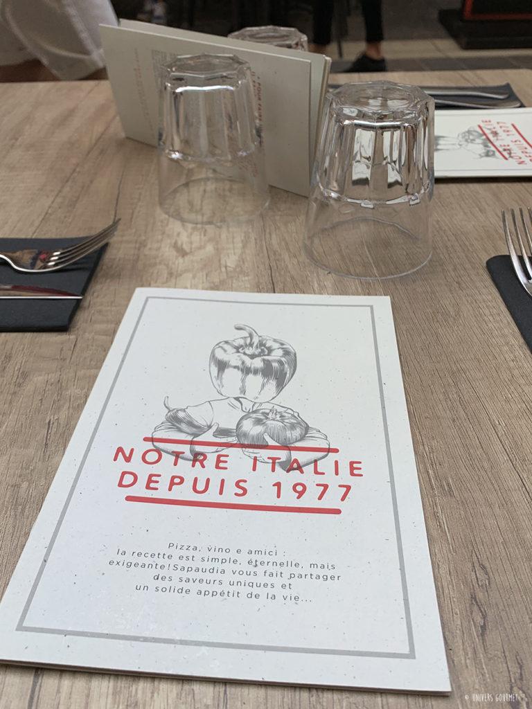 Pizzeria Le Sapaudia, bonnes adresses - Blog Annecy, Restos & Cie