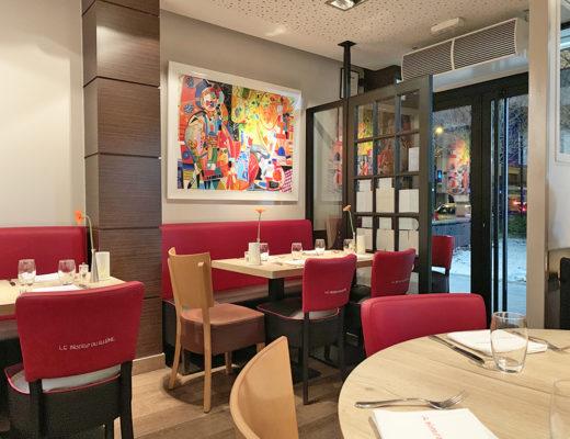 Restaurant traditionnel Le Bistro du Rhône, bonnes adresses - Blog Annecy, Restos & Cie