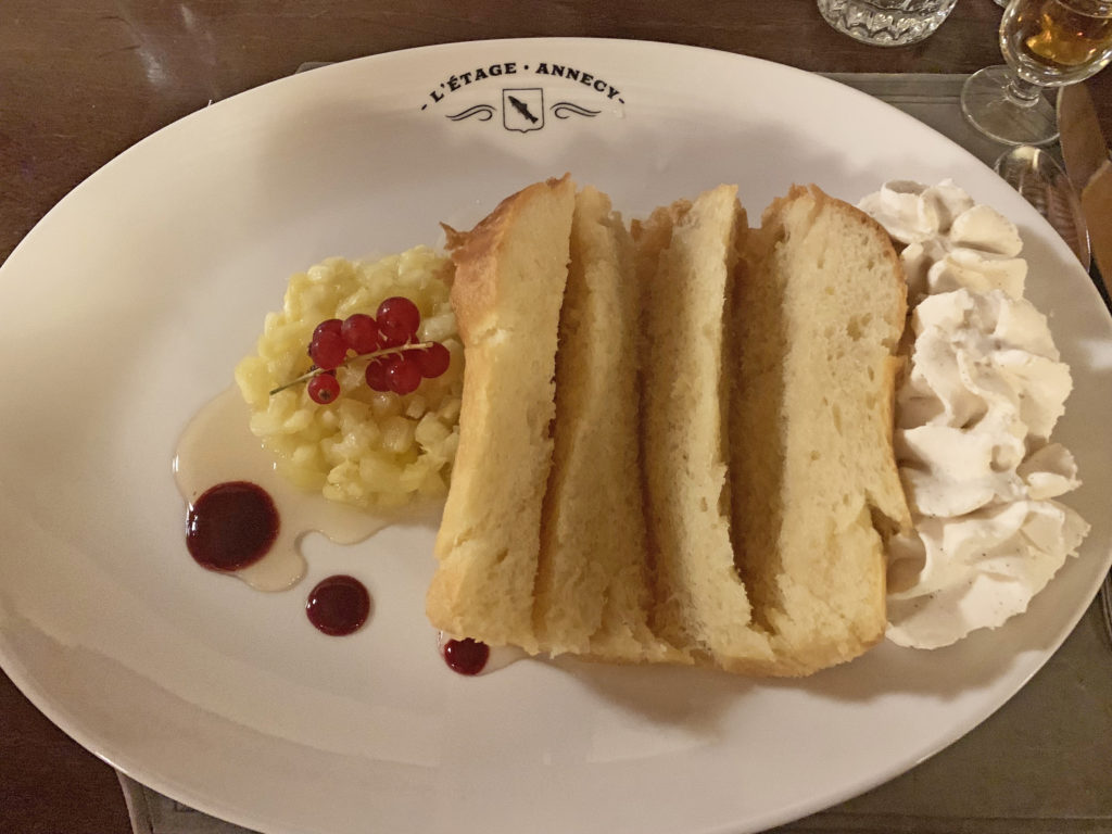 Restaurant savoyard l'Étage, bonnes adresses - Blog Annecy, Restos & Cie