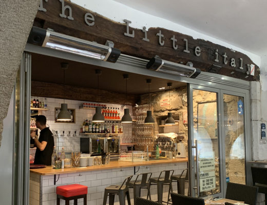 Pizzeria The Little Italy, bonnes adresses - Blog Annecy, Restos & Cie