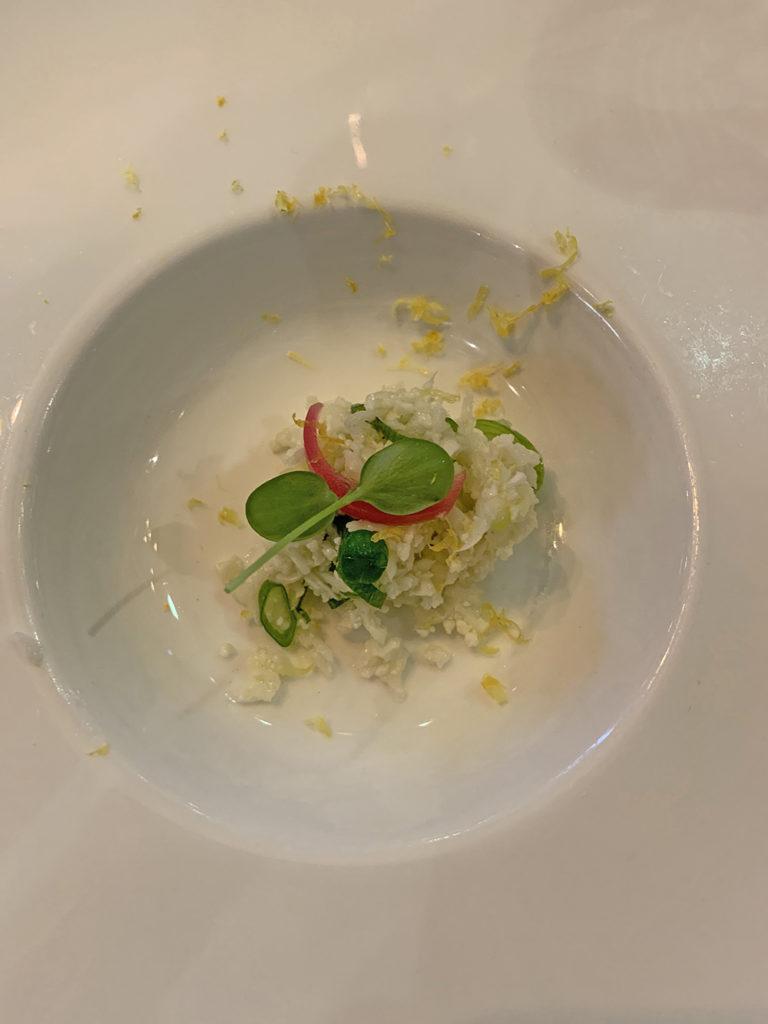 Taboulet de chou fleur - Blog Annecy, Restos & Cie
