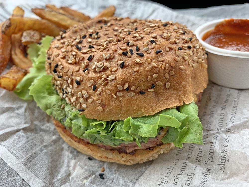 Greenpoint Burger, Food truck Annecy - Blog Annecy, Restos & Cie