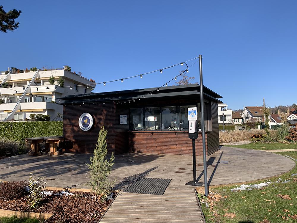 Kiosque Bocuse Original Comptoir - Blog Annecy, Restos & Cie