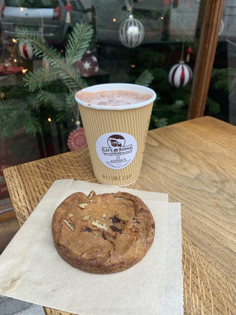 Chocolat chaud, Café Bunna - Blog Annecy, Restos & Cie