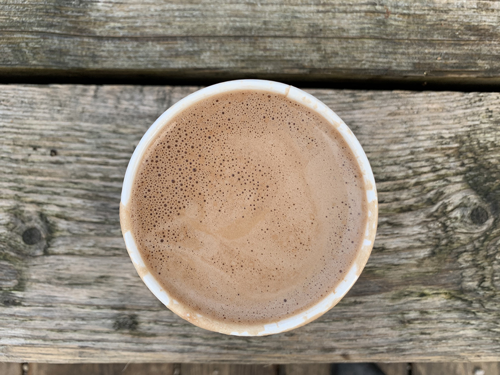 Chocolat chaud - Haven - Blog Annecy, Restos & Cie