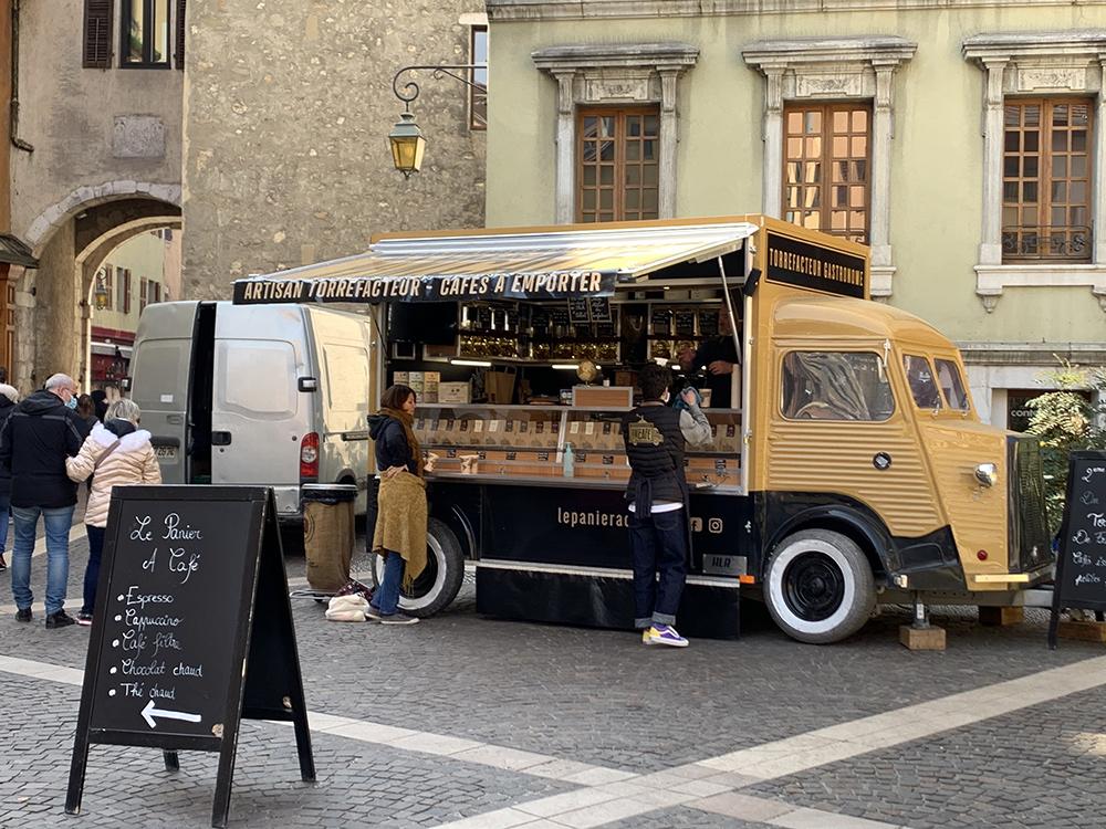 Le Panier à Café - Blog Annecy, Restos & Cie