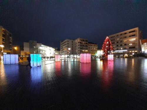 Les illuminations de Noel 2020